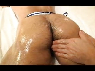 Asian Muscle Daddy With Hairy Ass Bottoms
