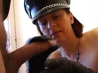 Gloved mistress...