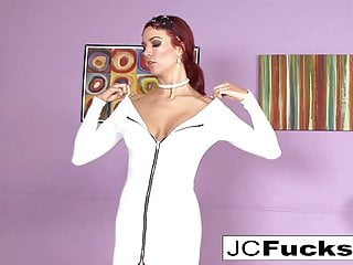 Gorgeous Jayden Cole makes herself wet for your pleasure