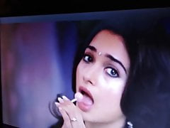 TAMANNA cum tribute 100% love movie