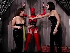 Latex Slave Training