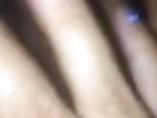 Greek milf mature fingering pussy