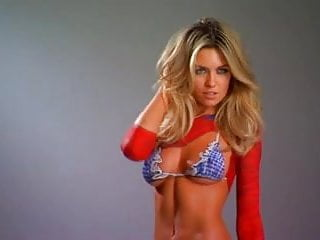 Abigail Clancy - Body Painting