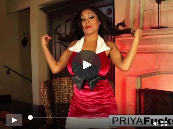 प्रिया राय ने आपके साथ अपनी क्रिसमस फैंटेसी शेयर की