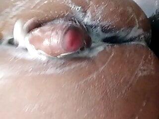 Shop rub on cock