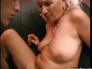 Old slut...