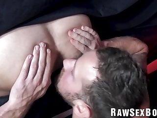 Cool gay rimming...
