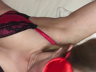to Anal and toying beads orgasam loud