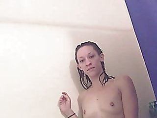 Skinny Spinner giving us a Shower Show