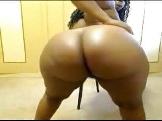 Gigantic booty...