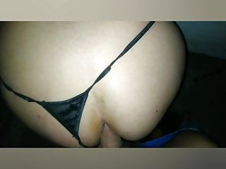 Robust anus creampies for my younger slutty stepsister