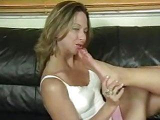 Lesbian Footfetish