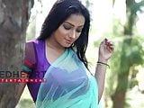 Aranye Saree Shreemoyee  Sky Color Saree