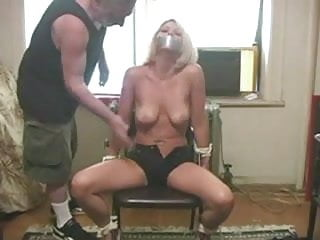 Some good old fashioned tit slapping
