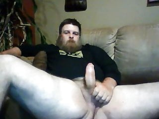 Big bear with big cock 070819