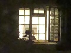Spy milf neighbor topless 1