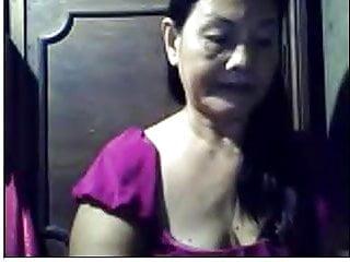 Nice granny asian...