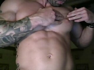 Muscle Men Nipple Play Compilation