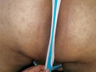 Sexy cheating on her boyfriend who wants more...