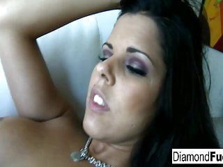 Diamond Kitty And Heather Silk Get Together For Some Hot Girl On Girl Action