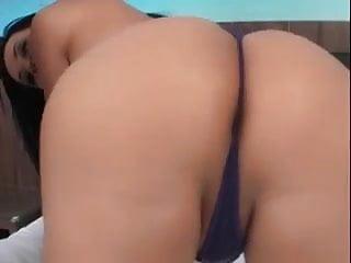 Tiny Tittied Tranny Getting Pleasure