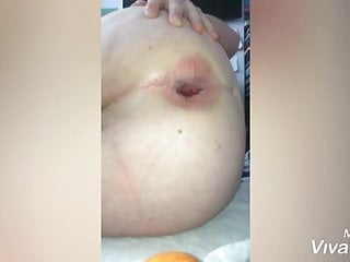 Anal Apple Gape # 1