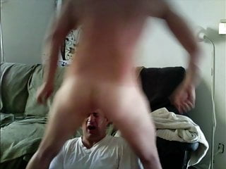 Straight back wanted balls licked...