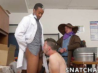 Bbc stud screwing his colleague at a cosplay...