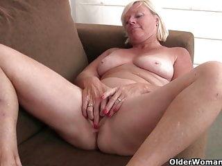 Belgium grandma loves pantyhose...