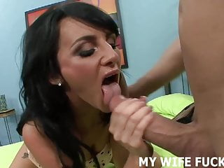 You can watch while I get fucked by a hung male pornstar