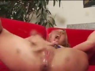 Orgasmus dildo Der Dildo