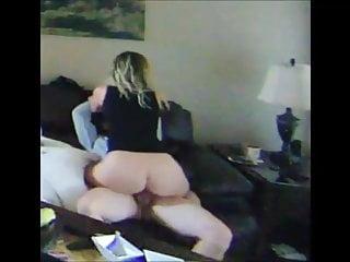 Cheating wife homemade video...
