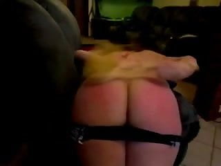 Amber Self Spankx her Thickass