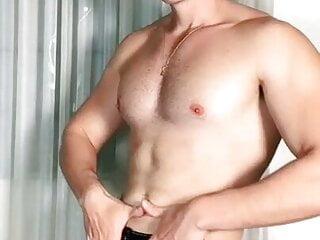 Hot hunk man