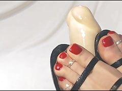 Strap Sandals Uber-sexy Feet