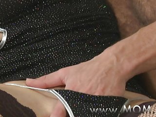 Mom horny housewife is in the mood for...