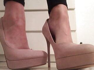 Meine neuen High heels