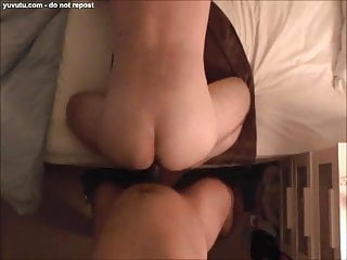 A big cock guy breeds a moaning daddy