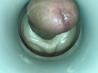 Kinky masturbating...