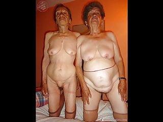 Omageil horny old amateur naked...