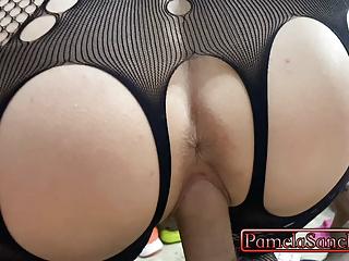 Sex sexy lingerie perfect day pov...