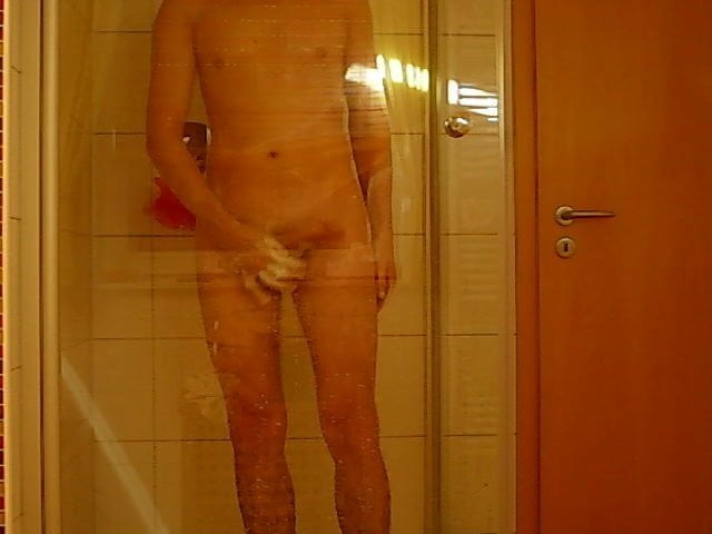 me under the shower