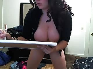 Crazy Webcam Babe
