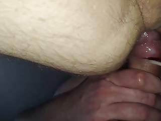 Bareback my Neighbor and fill his Ass with creamy Cum