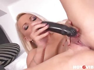 Nicky Penetrates her Ass and Pussy