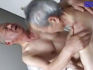 japanese Old Man 870