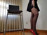 Pantyhose Pic session II