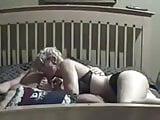 Blonde Mlif doing 69