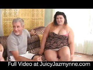 Bbw hardcore bring home friends juicy jazmynne jade...