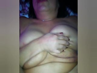 german granny with big tits from tinderPorn Videos